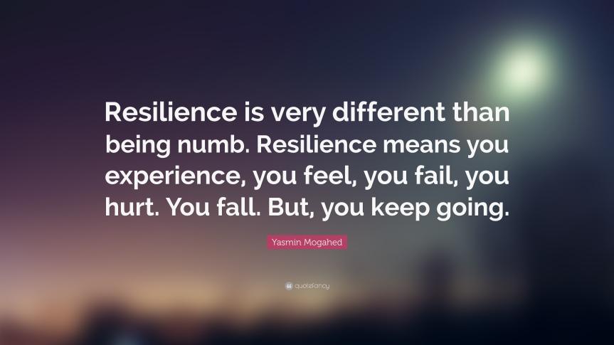 ResilienceQuote